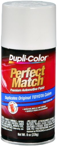 Dupli Color Perfect Match Paint Natural White